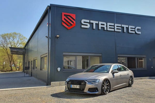 Streetec headquarter 2020
