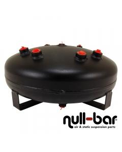 Air Lift 10995 - 4 Gallonen ''Pancake'' Tank
