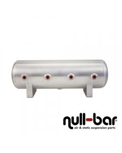 Air Lift 11958 - 2.5 Gallon Aluminum Air tank - raw