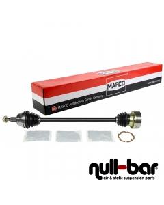 Mapco 16776 | shorter thinner driveshaft passenger side