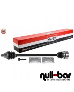 Mapco 16848HPS | shorter thinner driveshaft passenger side