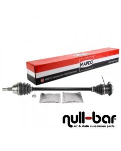 Mapco 16878 | shorter thinner driveshaft passenger side
