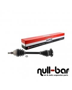 Mapco 16951/1 | shorter thinner driveshaft driver side