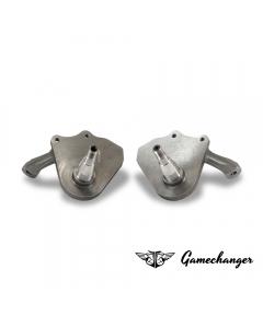 Gamechanger lowering steering knuckle (pair) -  VW Beetle - link pin - disc brake