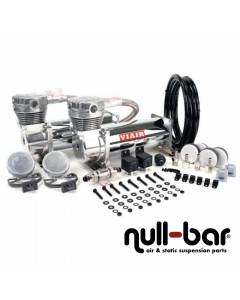 Dualpack VIAIR 480c chrome