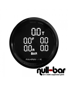 FAHRWairK - 5 way digital pressure gauge