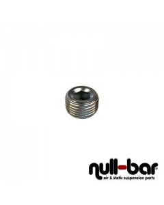 "Air Lift 21170 - Plug without collar - 1/4"" NPT male thread"