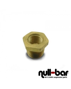 "Air Lift 21610 - Bushing - 1/4"" NPT male thread 