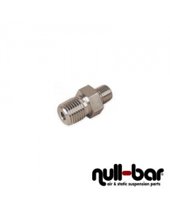 "Air Lift 21733 - Nipple - 1/4"" NPT male thread 