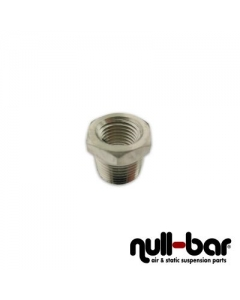 "Air Lift 21738 - Bushing - 3/8"" NPT male thread 