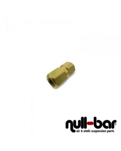 "Check valve - 1/4"" NPT female thread 