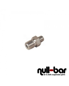 "Air Lift 21773 - Nipple - 3/8"" NPT male thread 
