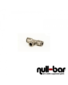 """Air Lift 21838 - T-Fitting Metall - 1/4"""" Steck"""