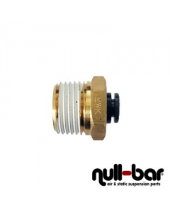 "Air Lift 21032 - Push-in fitting - 1/2"" NPT male thread 