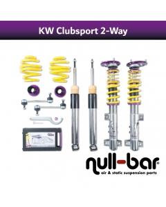 KW Gewindefahrwerk Clubsport 2-way inkl. Stützlager