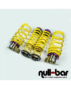 KW threaded springs - BMW 1 Coupe (E82) M