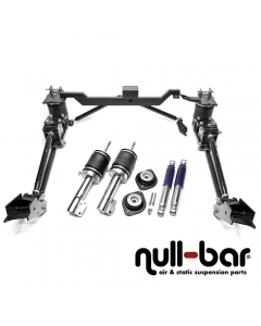 TA-Technix hardness adjustable air suspension kit
