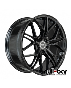 Raffa RF-02 | 8,5x19 ET 45 - 5x114,3 73,1 Glossy Black