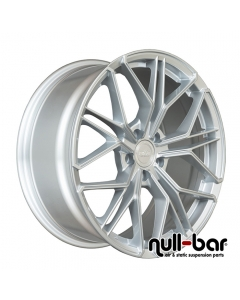 Raffa RF-02 | 8,5x19 ET 45 - 5x112 66,6 High Gloss Silver