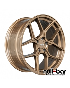 Raffa RS-01 | 8,5x19 ET 42 - 5x112 66,6 Bronze Matt
