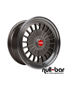 Raffa RS-02 | 9x20 ET 40 - 5x112 66,6 Grey