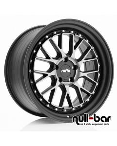Raffa RS-03 | 10x20 ET 35 - 5x120 72,56 Dark Mist