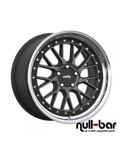 Raffa RS-03 | 8,5x19 ET 35 - 5x120 72,56 Dark Mist Polished