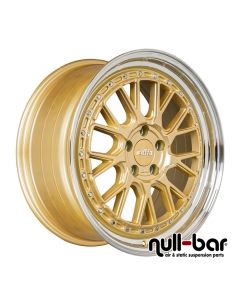 Raffa RS-03 | 8,5x19 ET 45 - 5x112 66,6 Gold Polished