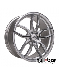Raffa RS-04 | 8,5x19 ET 45 - 5x112 66,6 Silver Polished