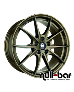 SPARCO SPARCO TROFEO 4 | 7x17 ET 33 - 4x100 63,3 gloss bronze