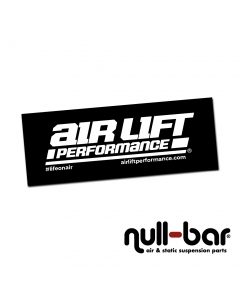 Air Lift Shop Banner 244cm x 92cm