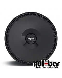 Rotiform AeroDisc | 8,5x19 black