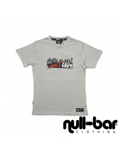 null-bar 'air or static?' Shirt