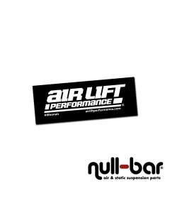 Air Lift Shop Banner 122cm x 46cm