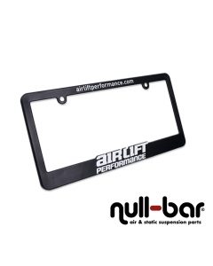 Air Lift 00624 |  license plate holder