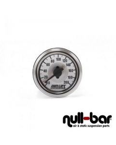 Air Lift 26228 - Dual Needle Gauge - 200 psi
