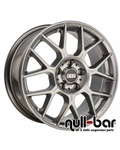 BBS XR | 8,5x19 ET 38 - 5x112 82,0 PFS platinum silver