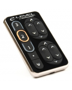 Accuair e-Level classic Touchpad