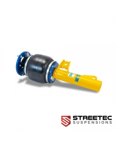 STREETEC 'performance' air suspension kit 50mm torsion beam