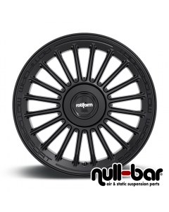 Rotiform BUC-M | 8,5x19 ET 45 - 5x112 66,6 matt black