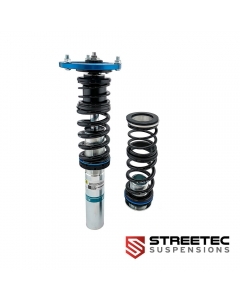 STREETEC ultraLOW Gewindefahrwerk - 50 mm mit Stützlager