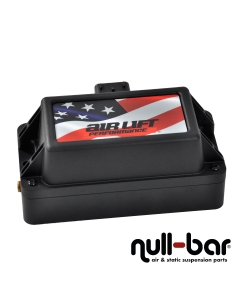 AirLift 3P/H/S Ventilblock Cover 59 mm - US Flagge