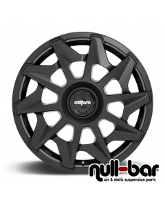 Rotiform CVT | 8,5x20 ET 45 - 5x112 66,6 matt black