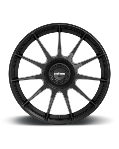 Rotiform DTM| 8,5x19 ET 45 - 5x112 66,6 black