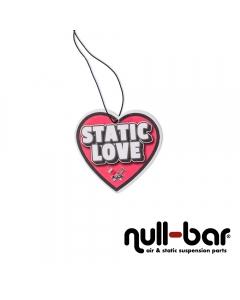 null-bar 'static Love' air freshener