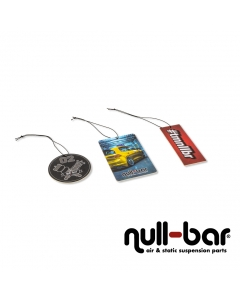 null-bar 'MK8' air freshener bundle