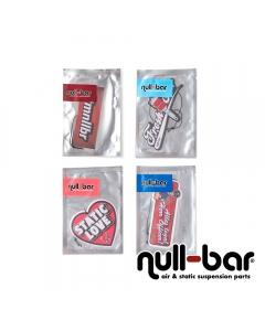 null-bar 'tmnllbr' air freshener bundle