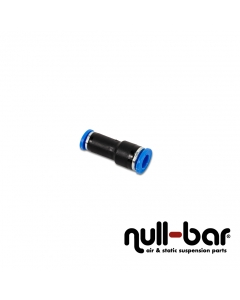 Connector  - 6 mm Push-in   4 mm Push-in