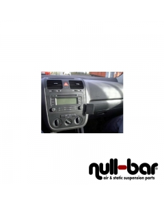 Mount for control panel - VW Golf 5 (1K)