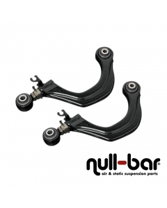 Hardrace | Camber kit rear axle (rubber bearing)